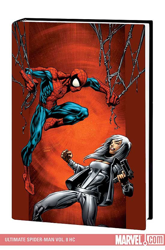 ULTIMATE SPIDER-MAN VOL. 8 HC (Hardcover)