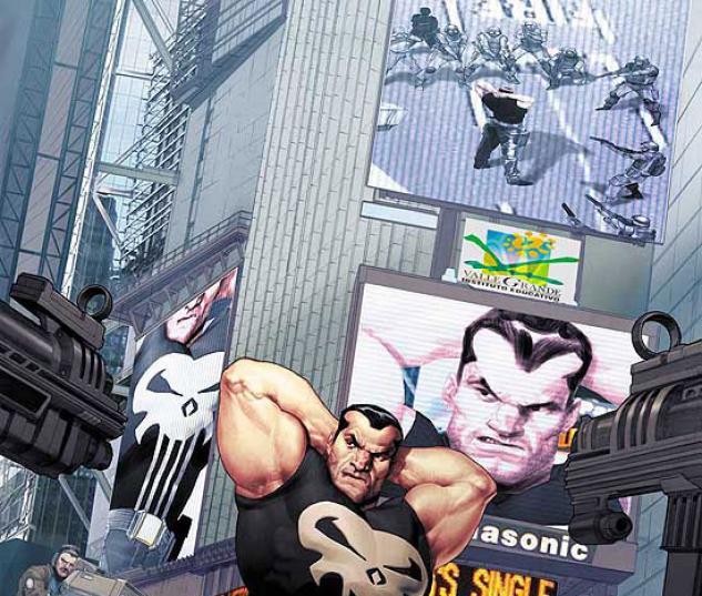 Punisher War Journal (2006) #5