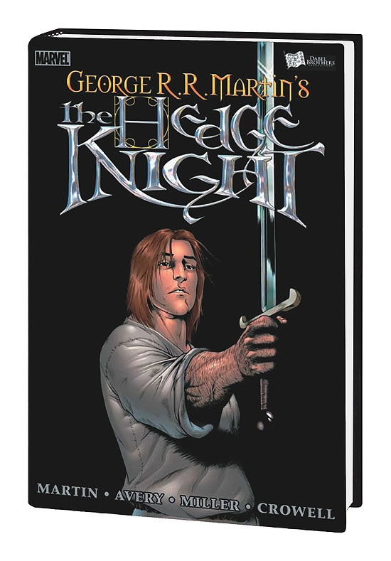 Hedge Knight Vol. 1 Premiere (Hardcover)