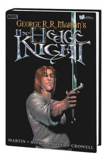 Hedge Knight Vol. 1 Premiere (Hardcover)