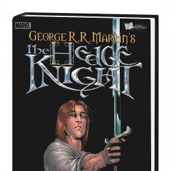 HEDGE KNIGHT VOL. 1 PREMIERE COVER