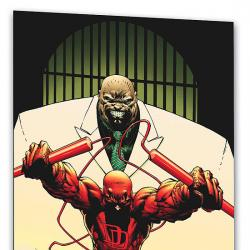 Daredevil: The Devil, Inside and Out Vol. 1 (Trade Paperback)