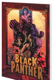 Black Panther: Bad Mutha (Trade Paperback)