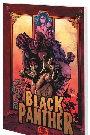 Black Panther: Bad Mutha (Trade Paperback)