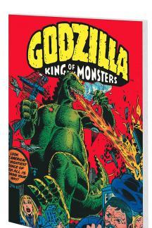 Essential Godzilla (Trade Paperback)