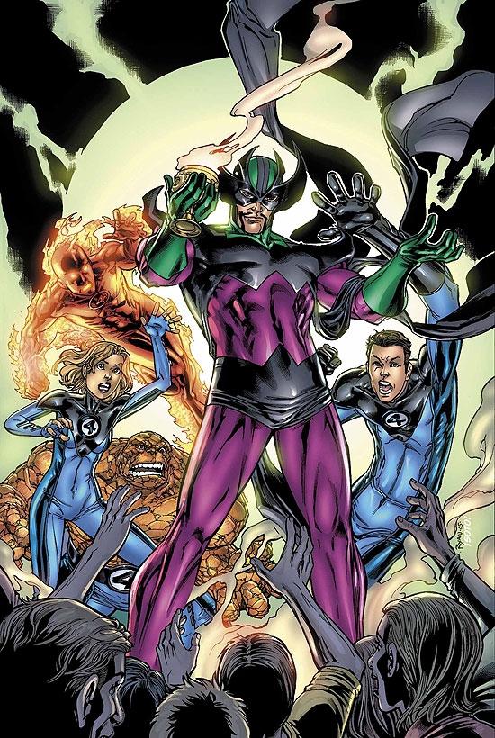 Marvel Adventures Fantastic Four (2005) #3