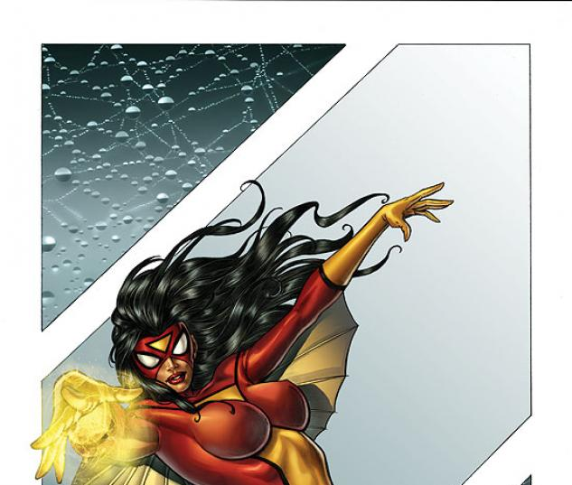 GIANT SIZE SPIDER-WOMAN (2002) #1 COVER