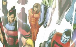 EXILES (2007) #64 COVER
