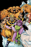 EXILES (2006) #60 COVER