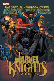Official Handbook of the Marvel Universe (2004) #10 (MARVEL KNIGHTS)