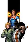 SUPREME POWER (2003) #6 COVER