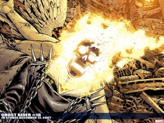 Ghost Rider (1973) #18 Wallpaper