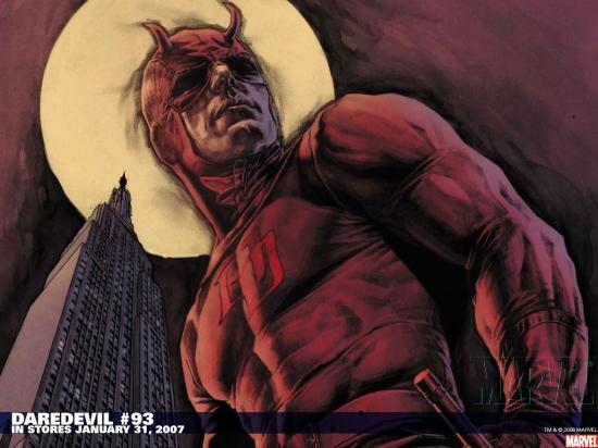 Daredevil (1964) #93 Wallpaper