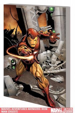 Marvel Adventures Avengers: Iron Man (Digest) (2010)