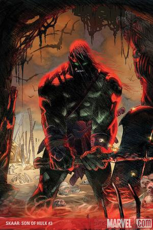 Son of Hulk (2008) #3