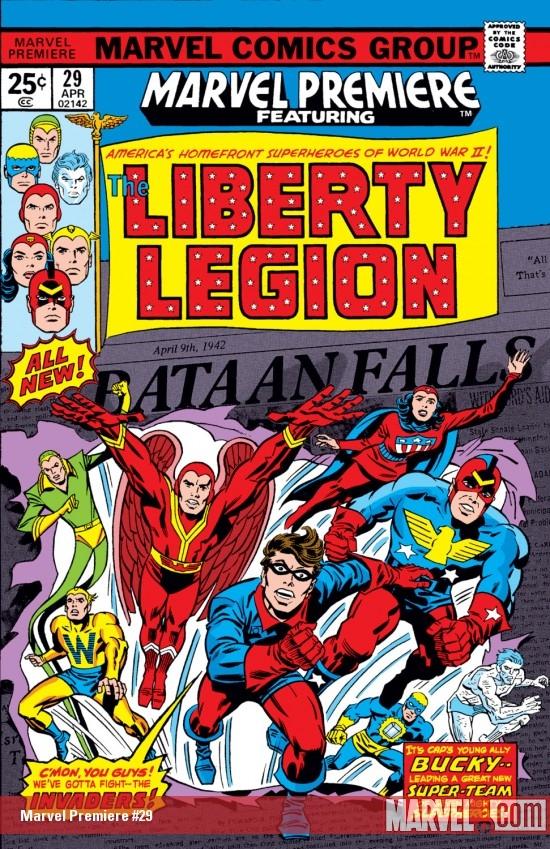 Marvel Premiere (1972) #29