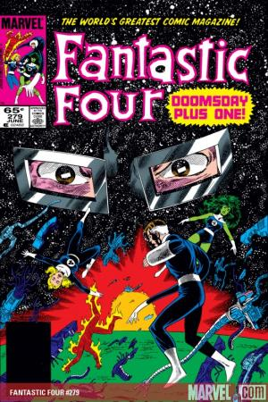 Fantastic Four (1961) #279