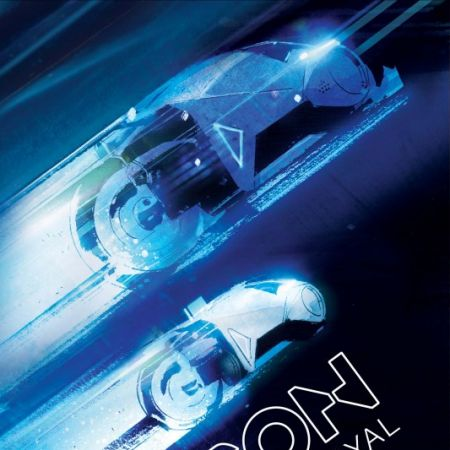 Tron: Original Movie Adaptation (2010) #1