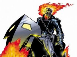 Danny Ketch as Ghost Rider