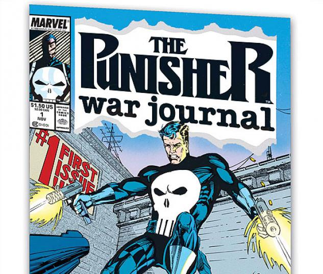 PUNISHER WAR JOURNAL CLASSIC VOL. 1 #0