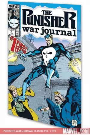 Punisher War Journal Classic Vol. 1 (2008)