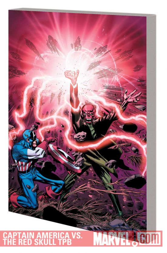 Captain America Vs. the Red Skull (Trade Paperback)