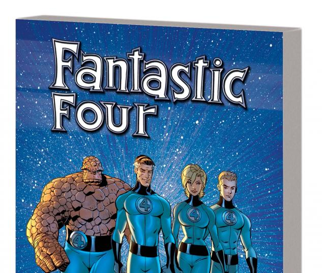 Fantastic Four by Waid & Wieringo Ultimate Collection Book 2 (0000) #1