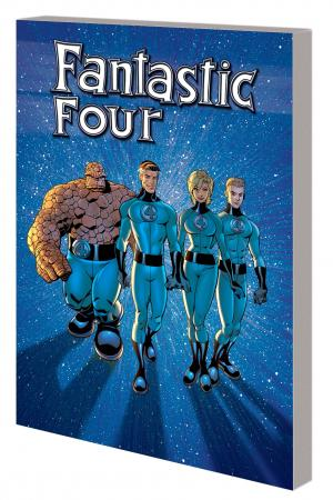Fantastic Four by Waid & Wieringo Ultimate Collection Book 2 (Trade Paperback)