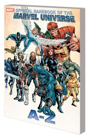 Official Handbook of the Marvel Universe a to Z Vol. 1 (Trade Paperback)