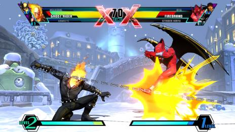 Ultimate Marvel vs. Capcom 3 Gameplay Video 2