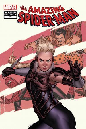 Amazing Spider-Man #634  (VILLAIN VARIANT)