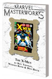 Marvel Masterworks: The X-Men Vol. 4 (Trade Paperback)