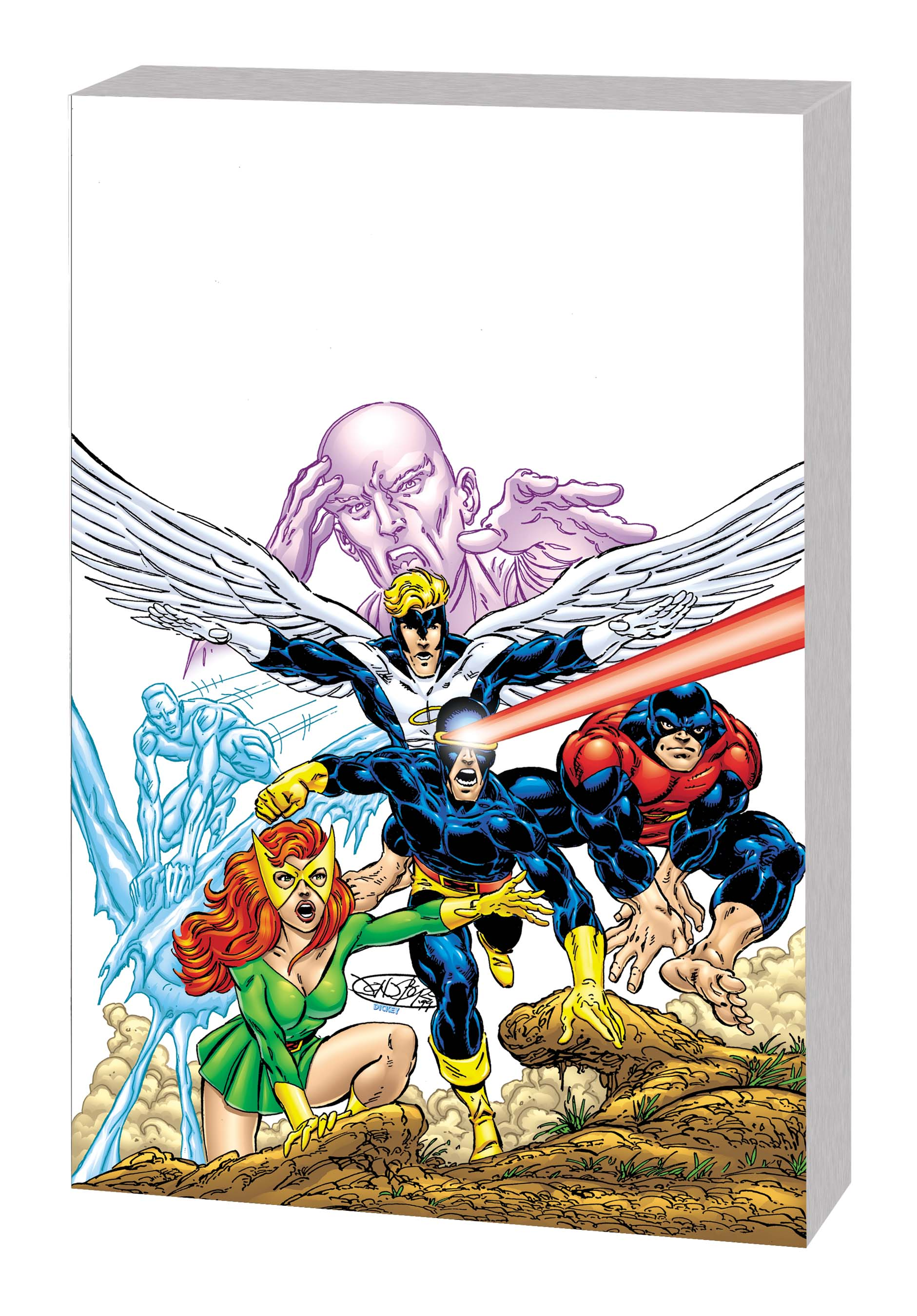 X-Men: The Hidden Years Vol. 1 TPB (Trade Paperback)