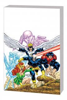 X-Men: The Hidden Years Vol. 1 TPB (Trade Paperback)
