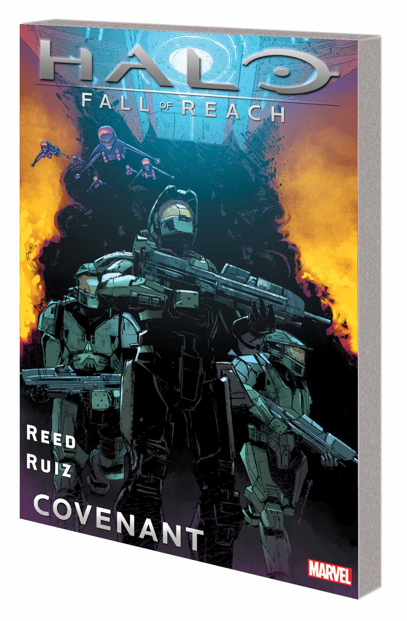 Halo: Fall of Reach - Covenant TPB (Trade Paperback)