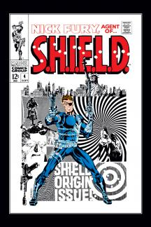 Nick Fury, Agent of S.H.I.E.L.D. (1968) #4