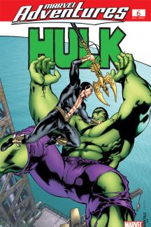 Marvel Adventures Hulk (2007) #6