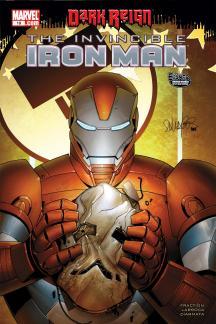 Invincible Iron Man (2008) #19