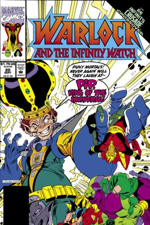 Warlock and the Infinity Watch (1992) #20