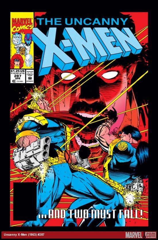 Uncanny X-Men (1963) #287