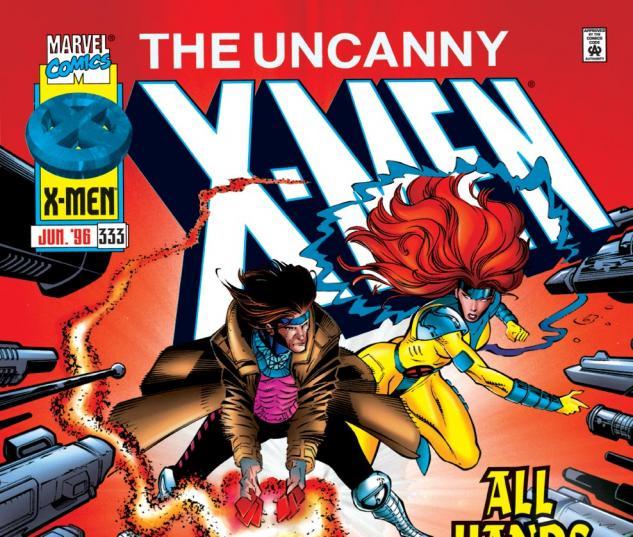 Uncanny X-Men (1963) #333 Cover