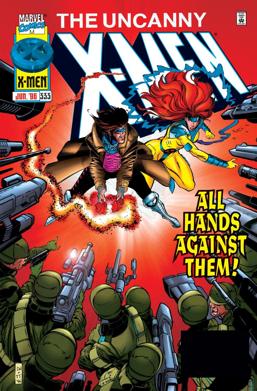 Uncanny X-Men (1963) #333