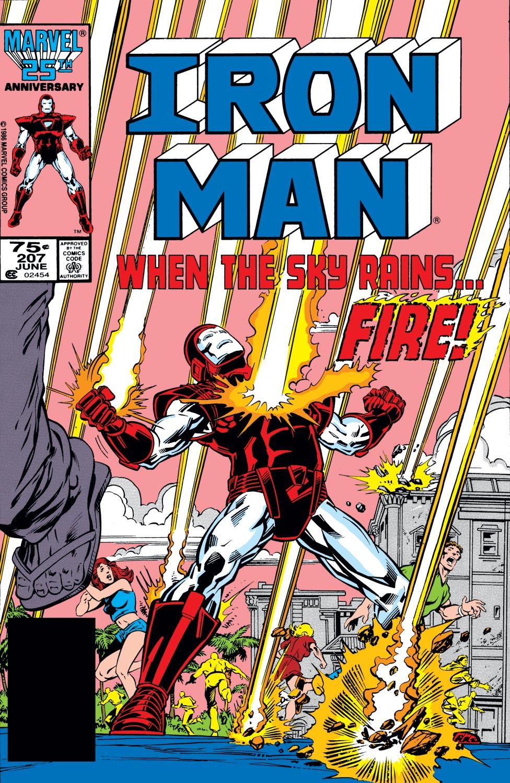 Iron Man (1968) #207