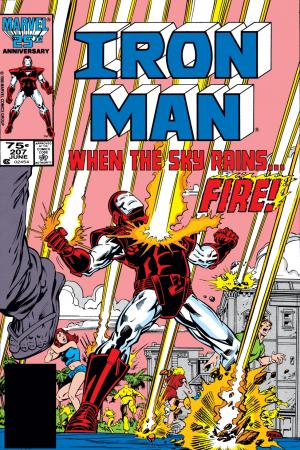 Iron Man #207