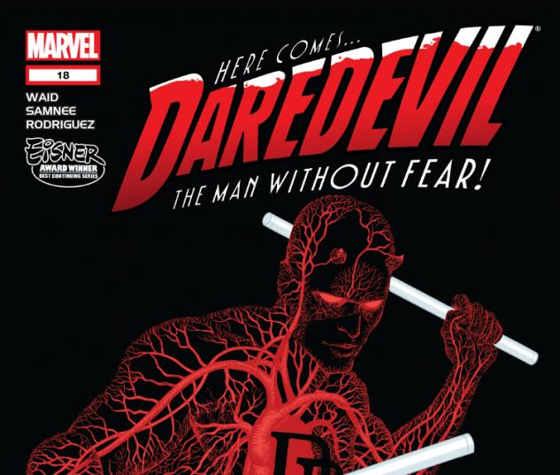 Cover: Daredevil (2011) issue #18