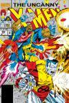 Uncanny X-Men (1963) #292 Cover