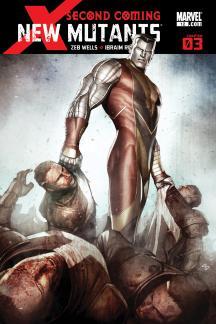 New Mutants (2009) #12