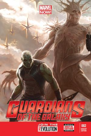 Guardians of the Galaxy (2013) #2 (Movie Variant)