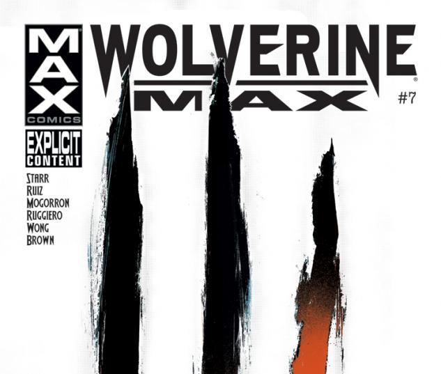 WOLVERINE MAX 7