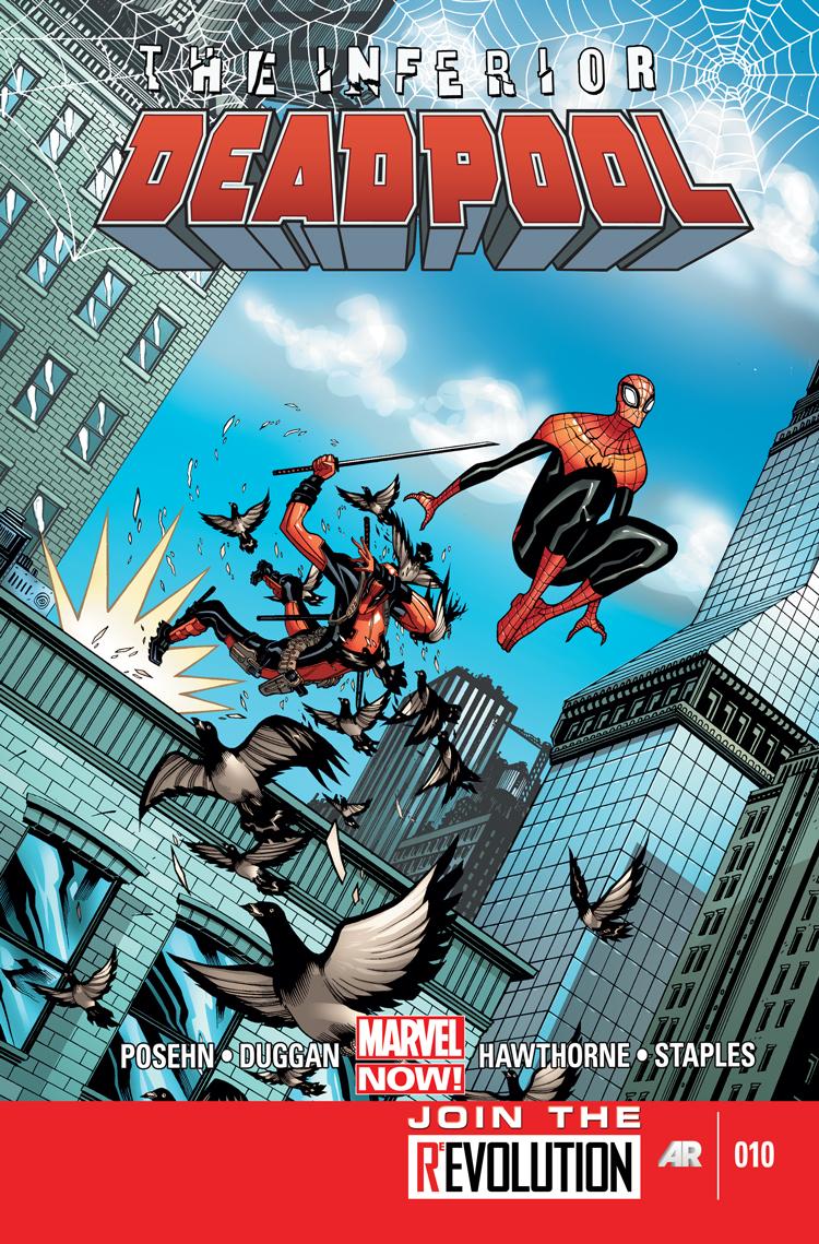 Deadpool (2012) #10
